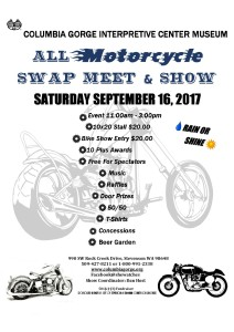 2017 Motorcycle Flyer color